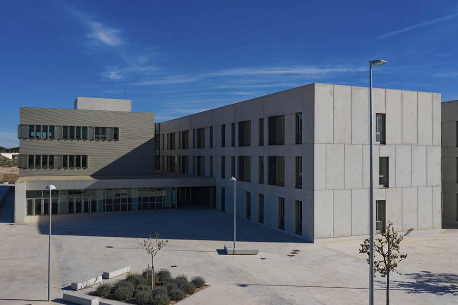Parque Científico de Alicante - Innotransfer